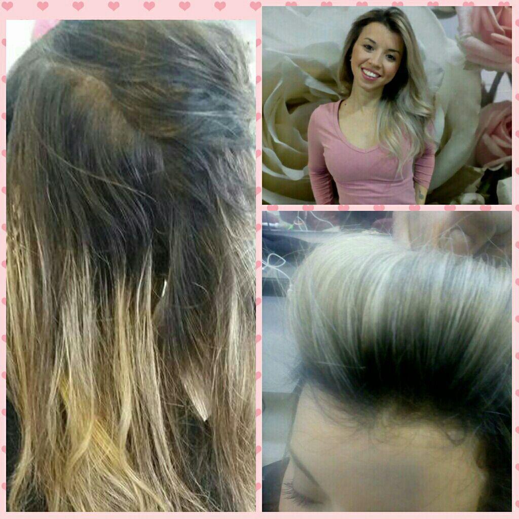 Mechas papel cabeleireiro(a) auxiliar cabeleireiro(a)