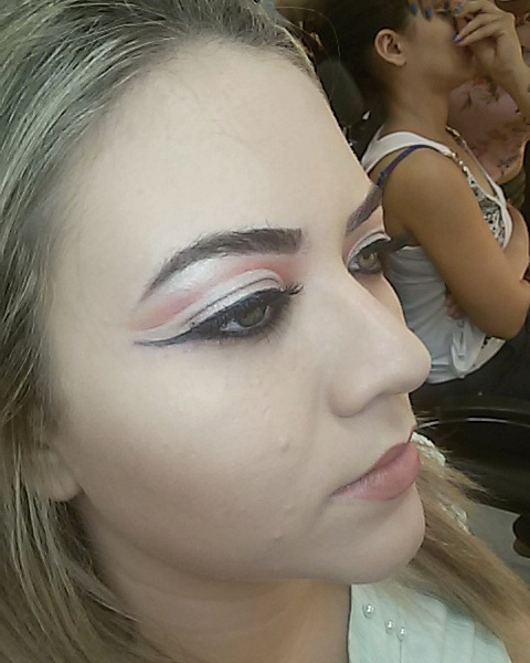 Um cut crease que se respeita  maquiagem maquiador(a)