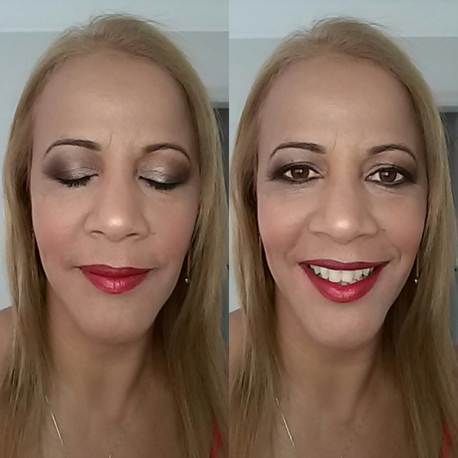Maquiagem para casamento durante o dia !!  maquiagem maquiador(a)