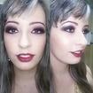 Uma maquiagem poderosa para a Kátia, madrinha de casamento que queria arrasar !!