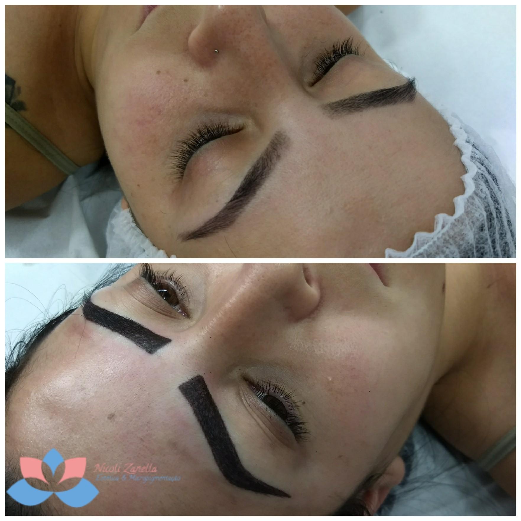 #Micropigmentação outros esteticista manicure e pedicure maquiador(a) recepcionista micropigmentador(a) designer de sobrancelhas depilador(a)
