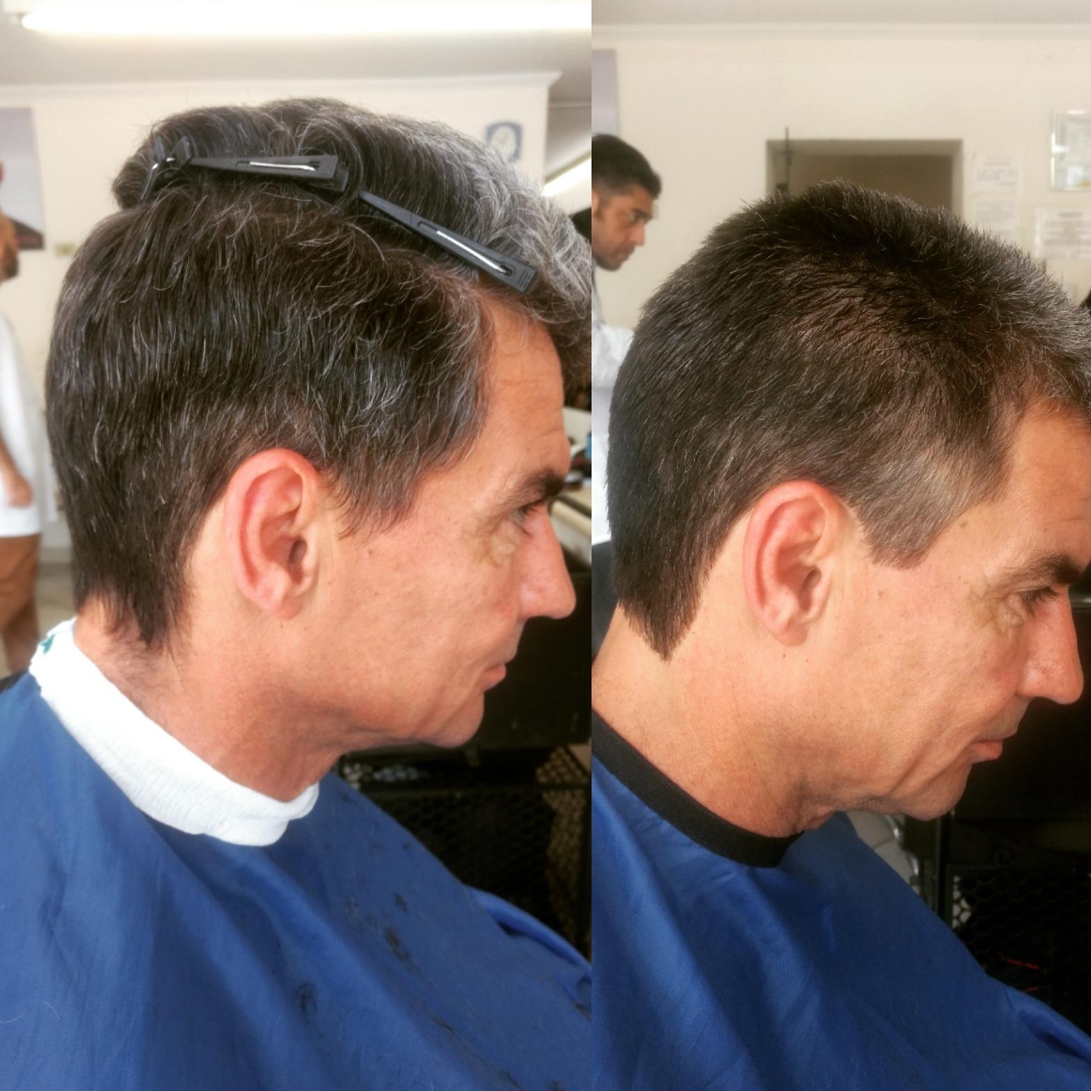 100% tesoura  cabelo barbeiro(a)