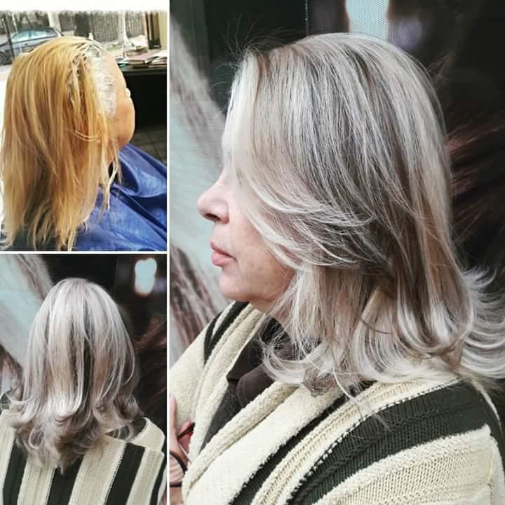 Mechas técnica Spinwheel. #hairstylist #hairdresser #haircut #hairdo #beauty #beleza #blond #loira #salaodebeleza #hidratação @blessed.patty  cabelo cabeleireiro(a)