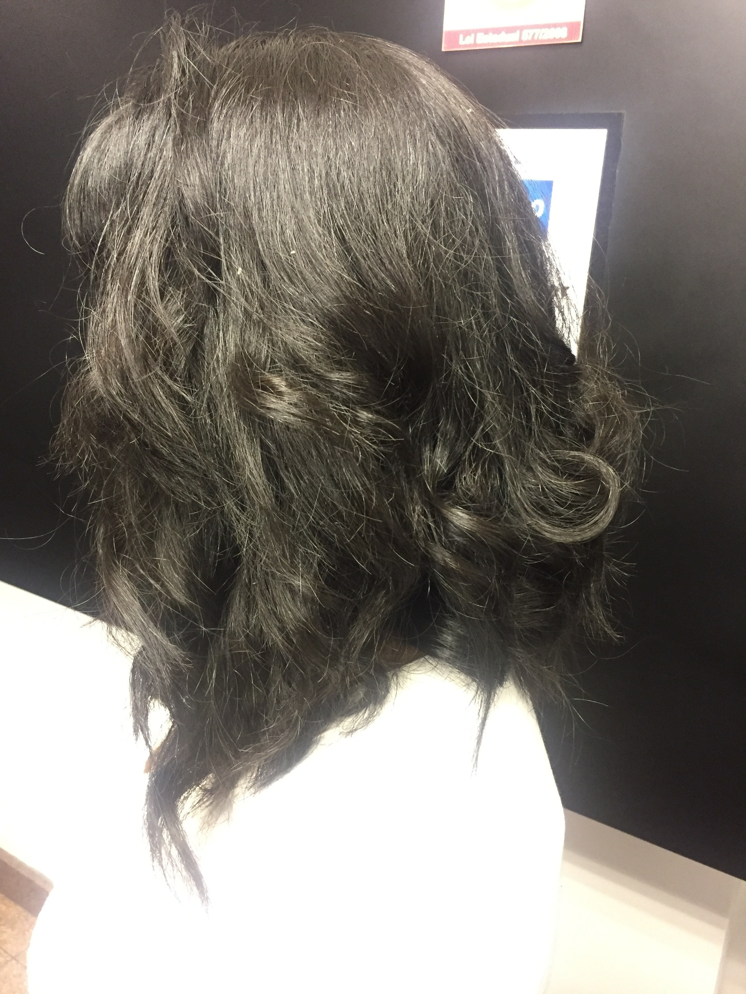 Short bob💕 cabelo