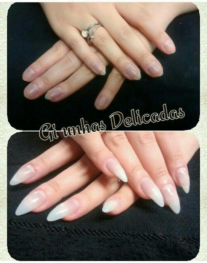 Unha de porcelana unha manicure e pedicure designer de sobrancelhas auxiliar cabeleireiro(a) manicure e pedicure