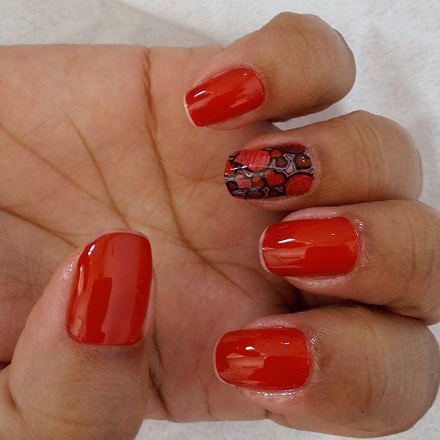 Unhas simples unha manicure e pedicure
