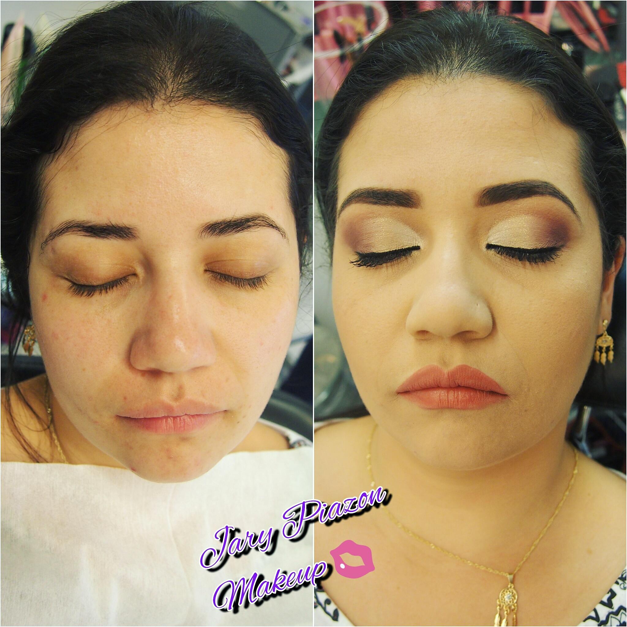 Semi cut crease maquiador(a)