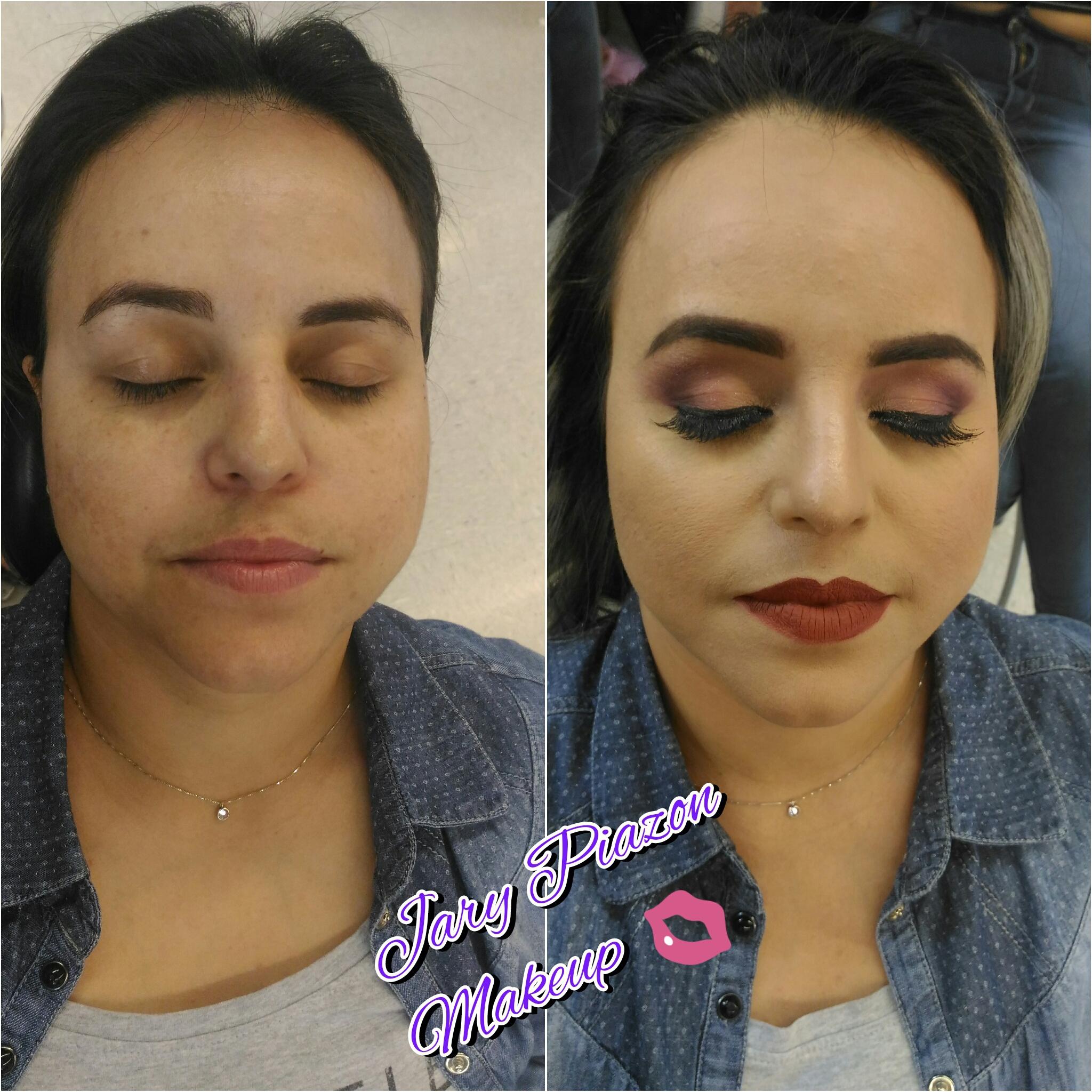 Pele madura maquiador(a)