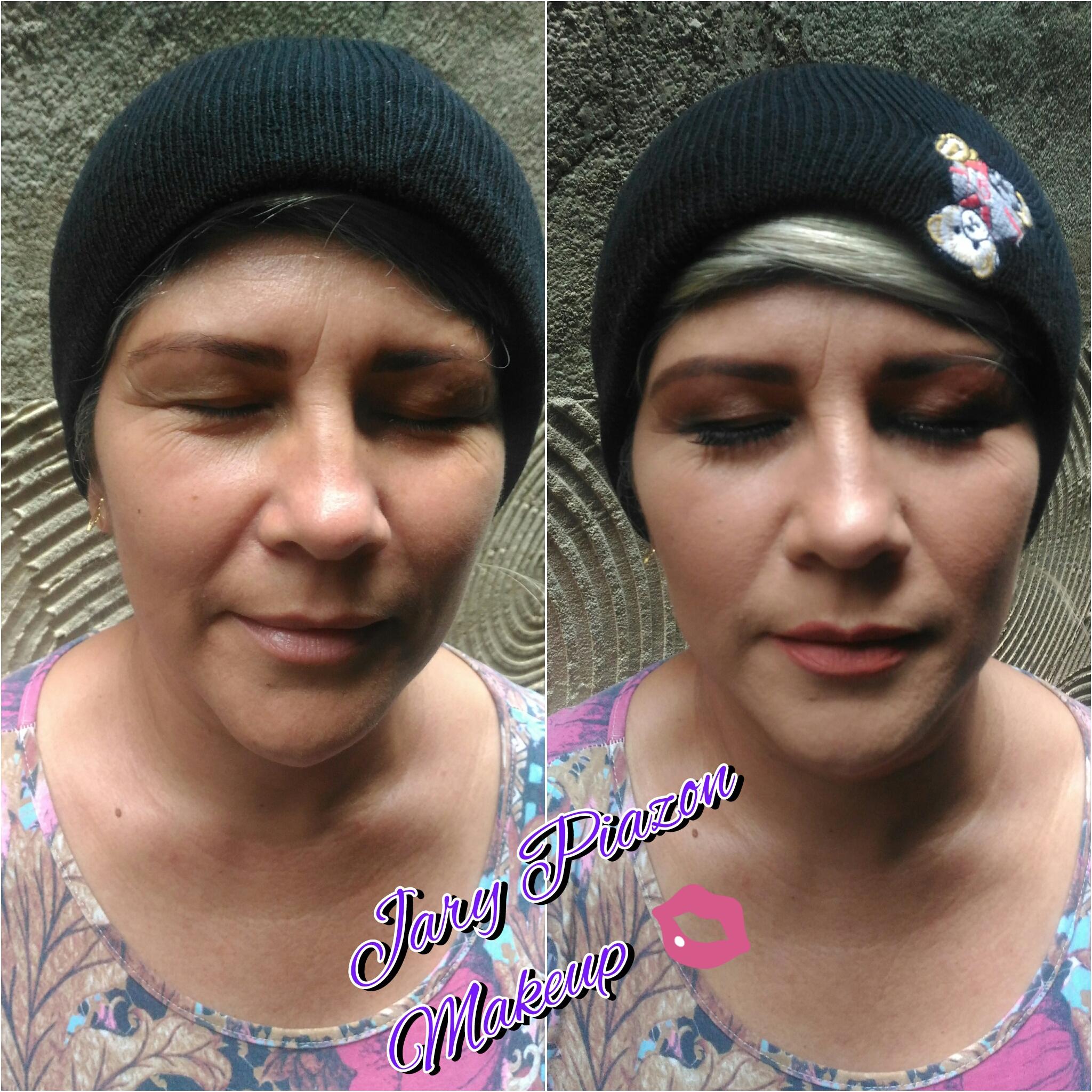 Maquiagem beauty para pele madura maquiagem maquiador(a)