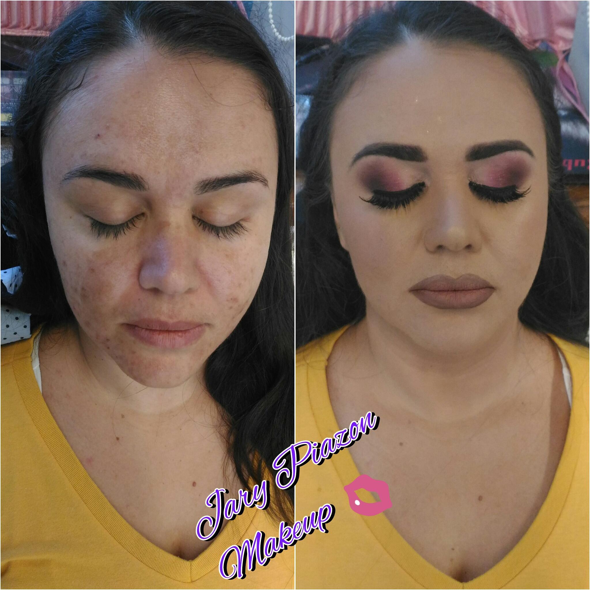 Correção pele acneica, esfumado diagonal maquiagem maquiador(a)