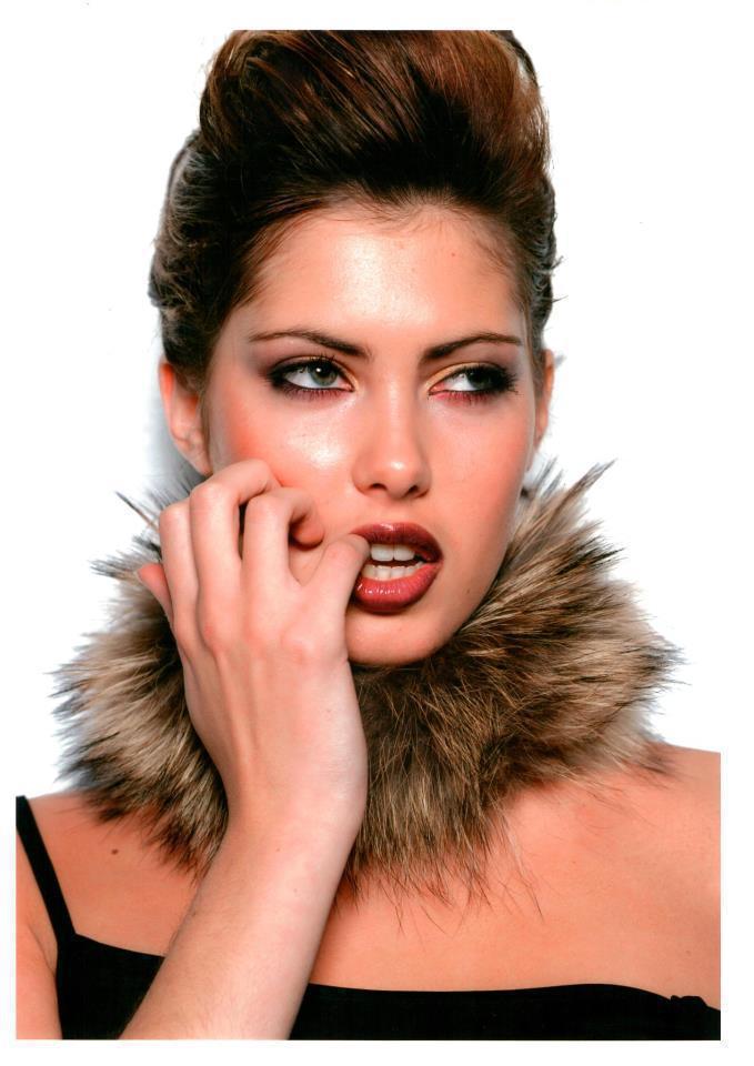 Ensaio Fotográfico Spring Studio London 2002 maquiagem maquiador(a)