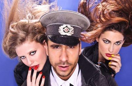 Ensaio Fotográfico para revista Lounge com Julio Rocha em 2009 maquiagem maquiador(a)