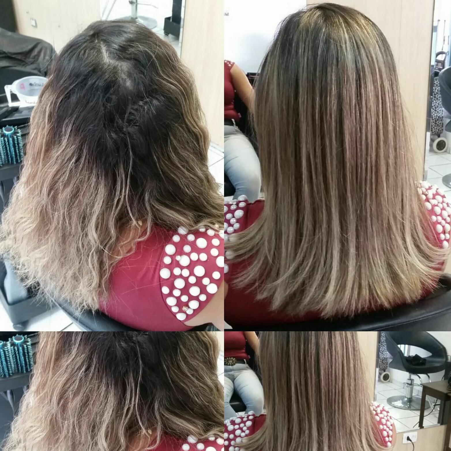 Retoque de raiz e correção de cor. cabelo auxiliar cabeleireiro(a) estudante (cabeleireiro) cabeleireiro(a)