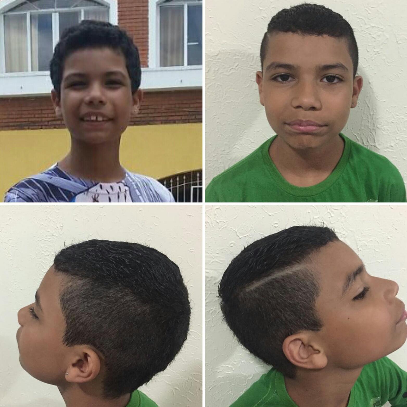 Corte masculino - Moicano baixo cabelo auxiliar cabeleireiro(a) estudante (cabeleireiro) cabeleireiro(a)