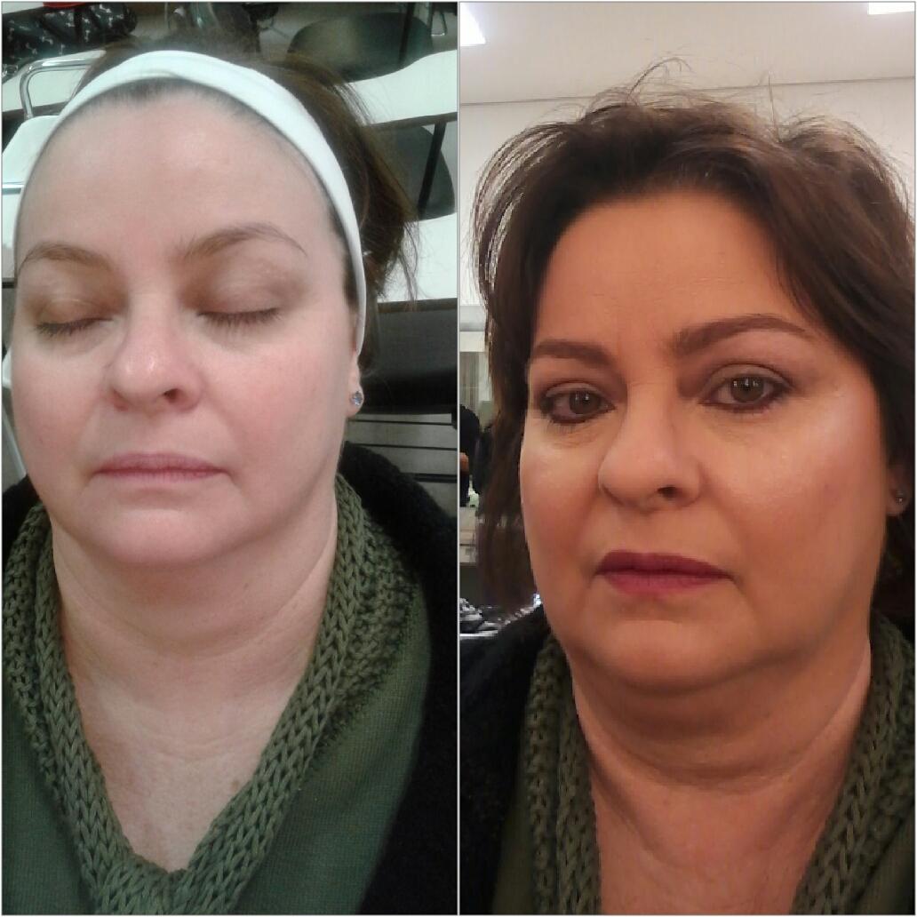 Classica maquiagem maquiador(a)