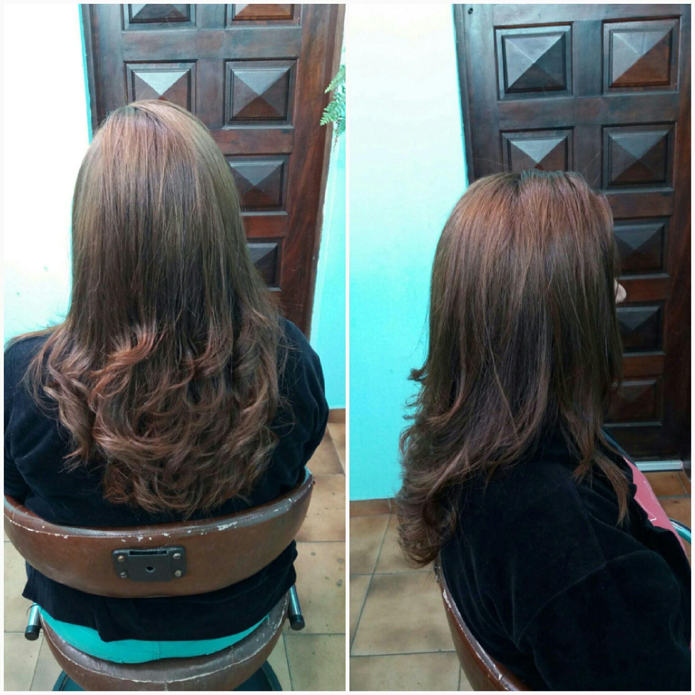 Cauterização e corte cabelo cabeleireiro(a) designer de sobrancelhas micropigmentador(a)
