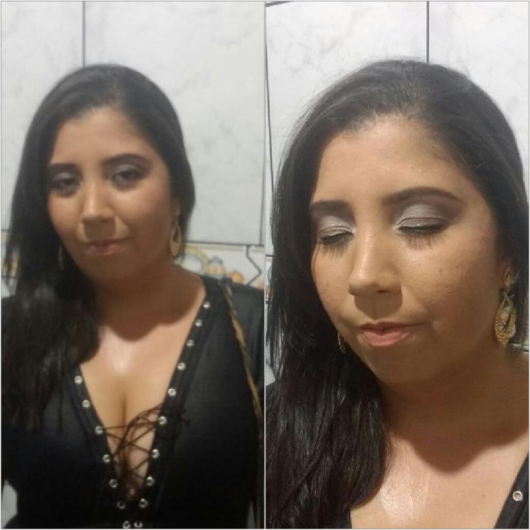 Festa  maquiagem maquiador(a)