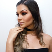 Maquiagens em tons quentes, com delineado bem marcado. #manuellafelixmakeup #makeupartistic #makeuplover