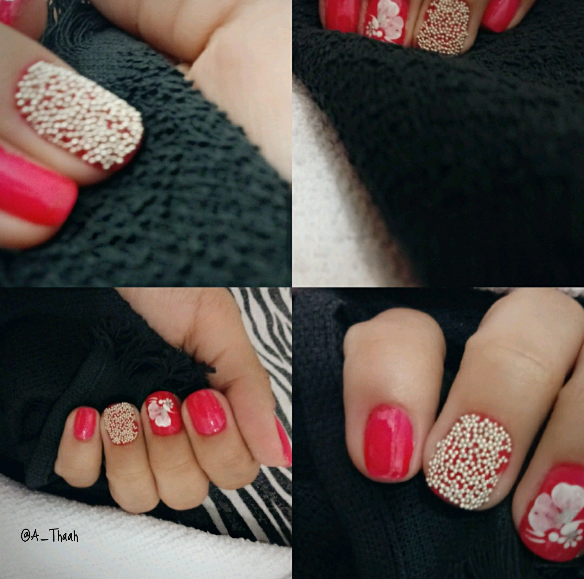 #unhas #caviar #minhas unha manicure e pedicure designer de sobrancelhas