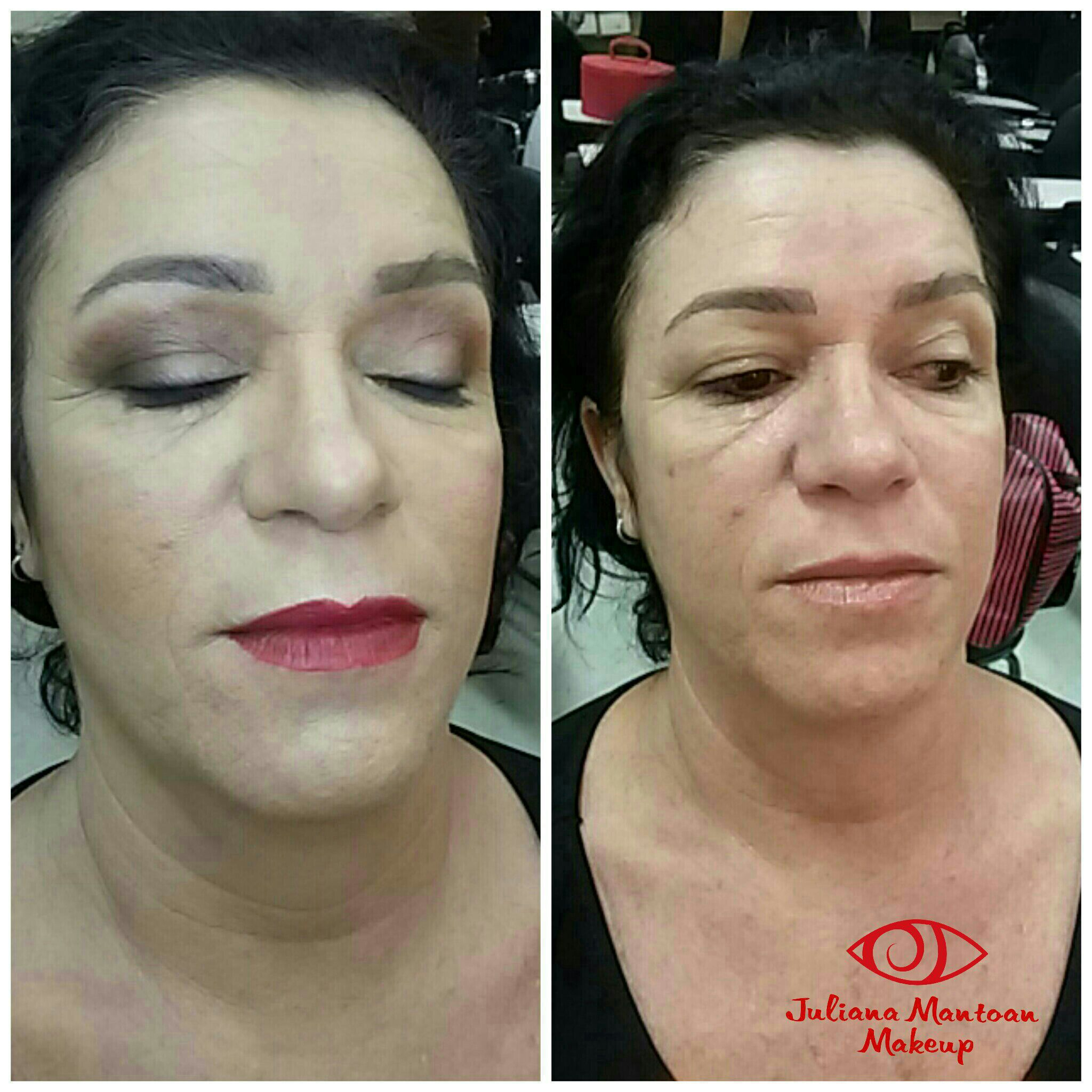 Maquiagem social pele madura maquiagem maquiador(a)