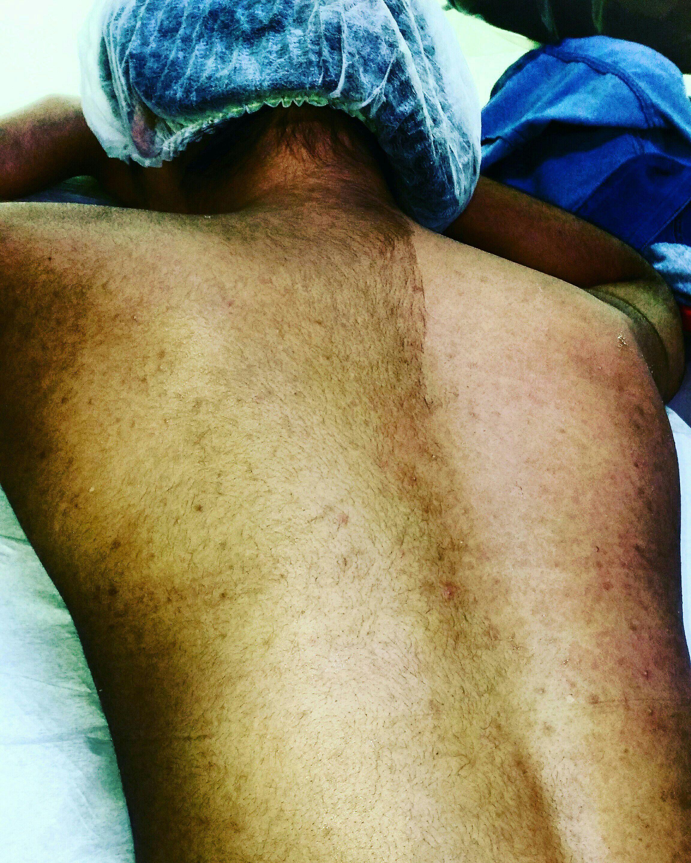 Depilação outros depilador(a) depilador(a) depilador(a) massoterapeuta estudante (esteticista) estudante