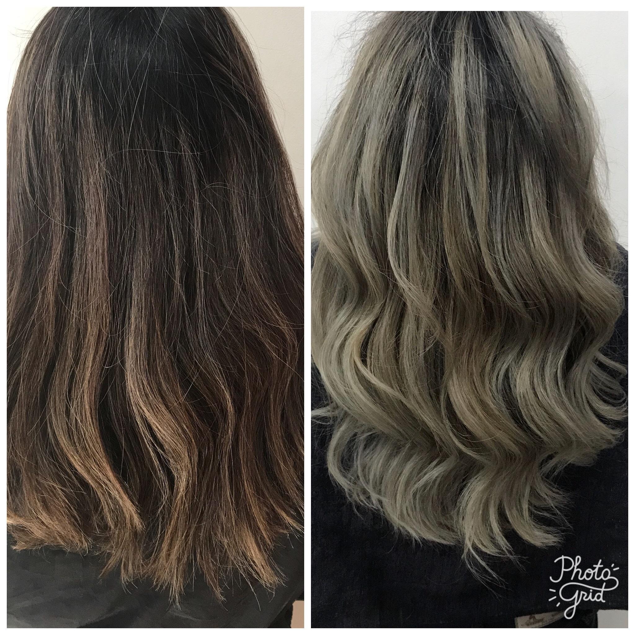 Ombre hair  cabelo cabeleireiro(a) maquiador(a)