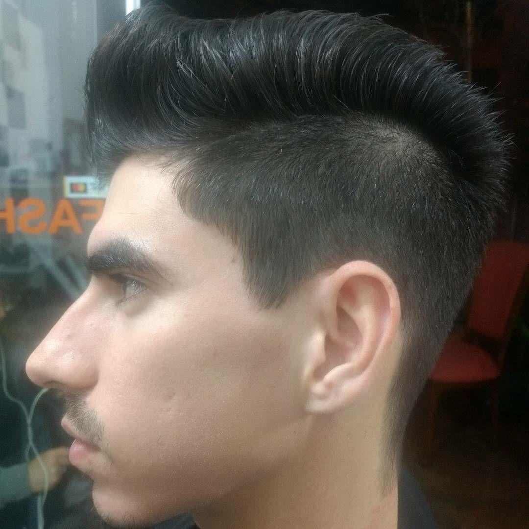 #pompoador #degrade cabelo barbeiro(a)