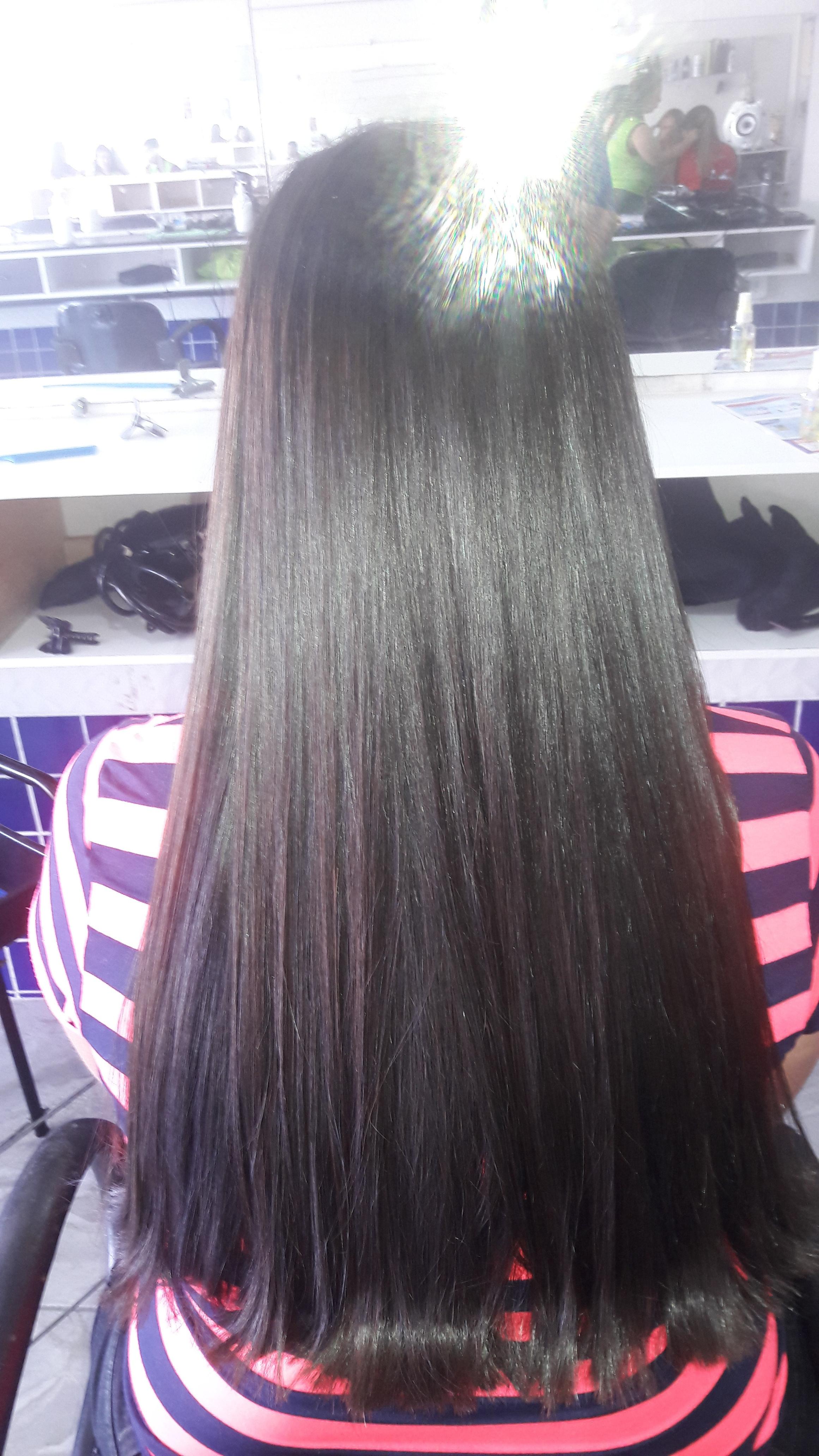 Corte e escova ! cabelo cabeleireiro(a)