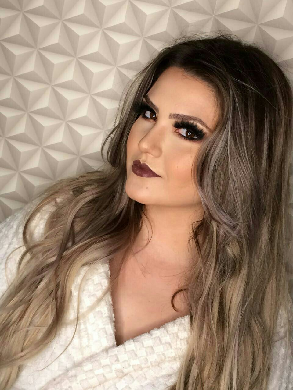 Maquiagem executada ppr @carlarubinhomua  Inspiração para Noivas/ Madrinhas/ Formandas maquiador(a) maquiador(a) maquiador(a)