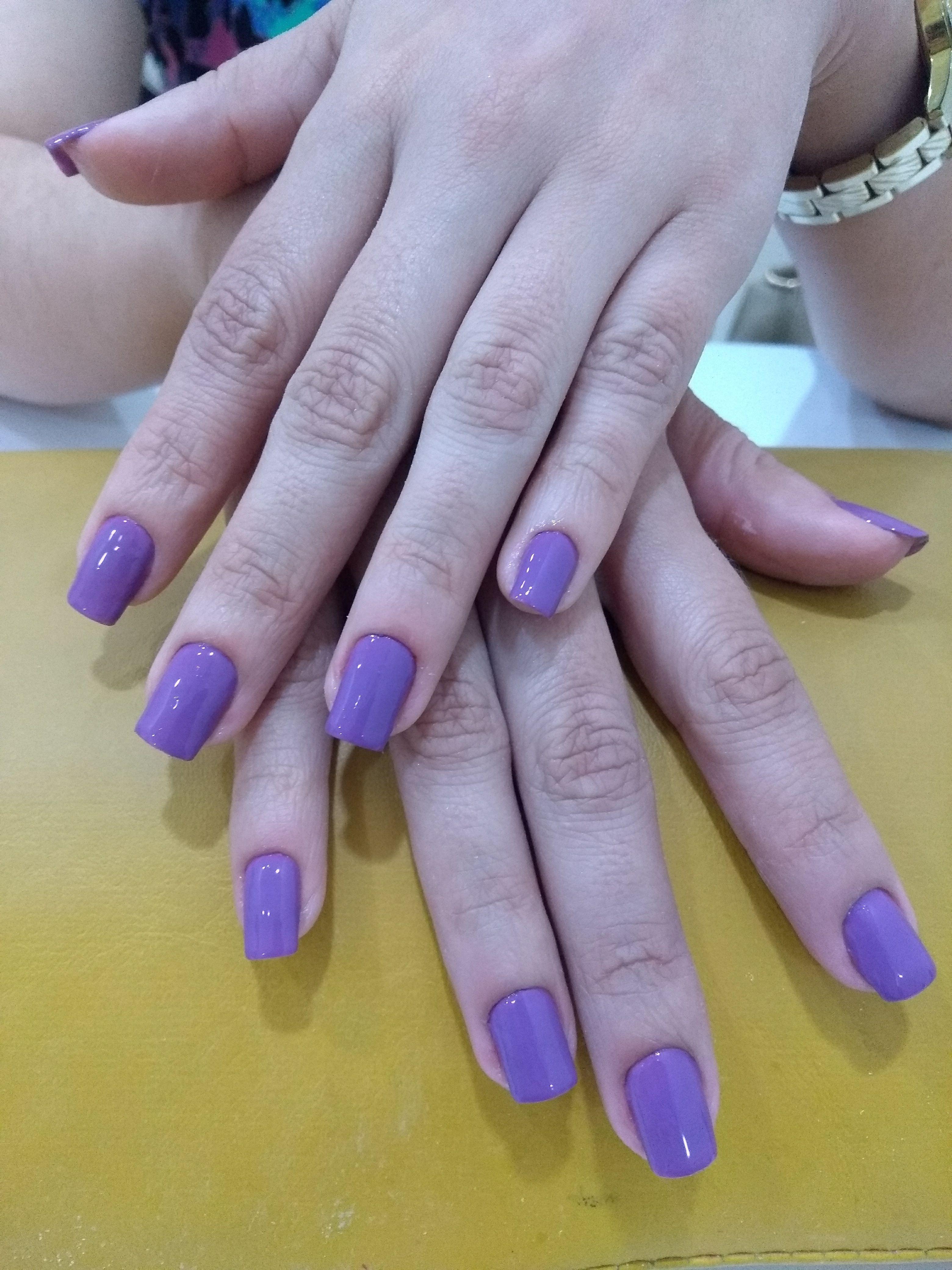 unha manicure e pedicure