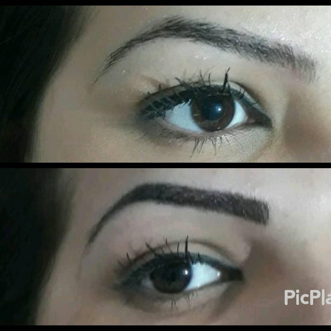 Micropgmentação de sobrancelhas fio a fio #tebori #sobrancelhas #fio_a_fio #khellen_giro_make_e_hair #micropigmentação #microbland estética maquiador(a) escovista depilador(a) designer de sobrancelhas micropigmentador(a)