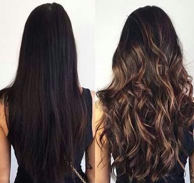 Antes e Depois, Ombré. cabelo cabeleireiro(a) auxiliar cabeleireiro(a) designer de sobrancelhas manicure e pedicure depilador(a) outros