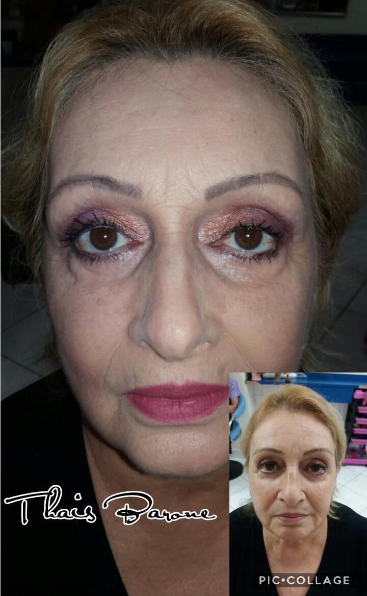Maquiagem pele madura maquiador(a) auxiliar cabeleireiro(a)