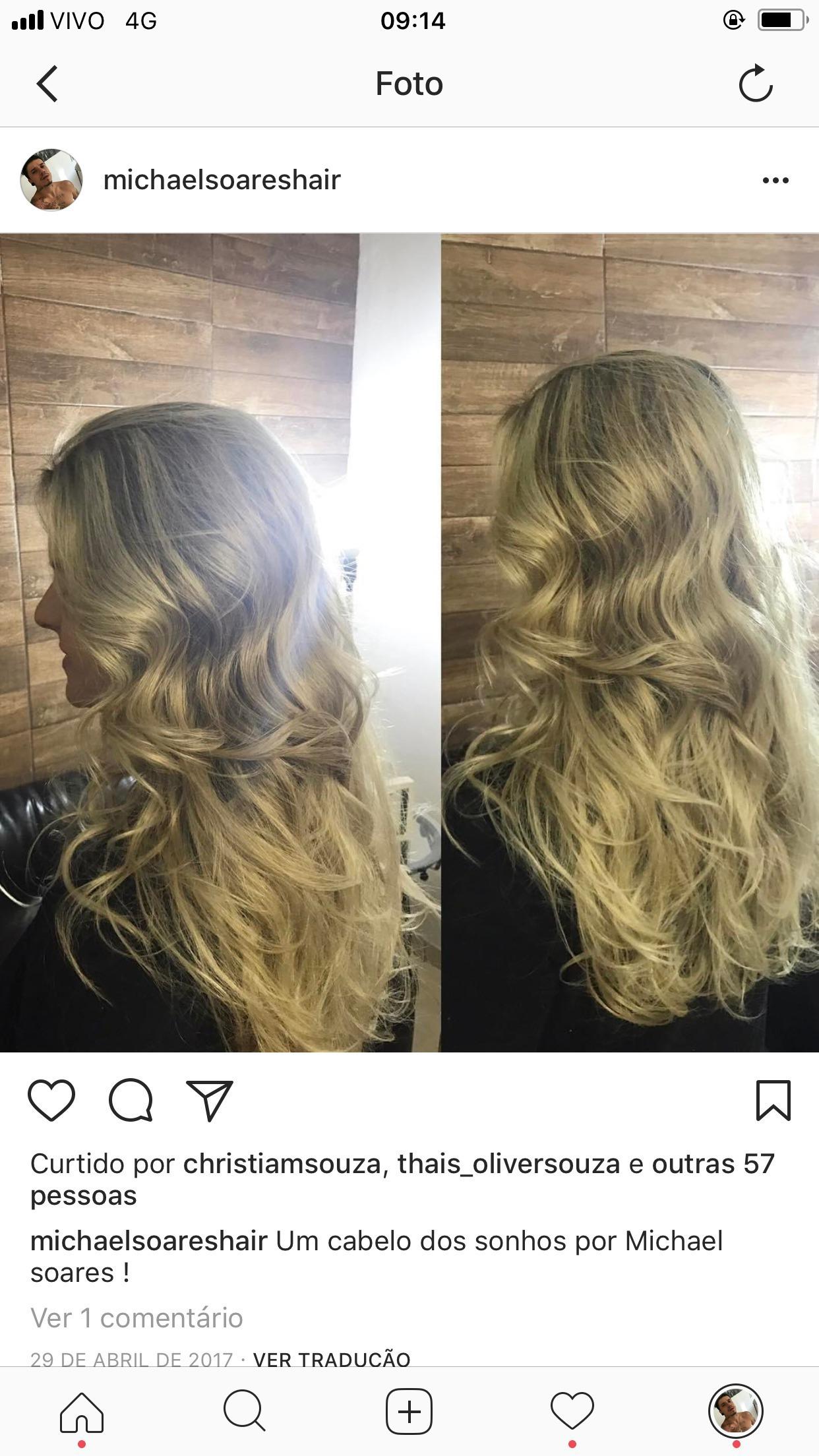 Mechas livre  cabelo cabeleireiro(a) maquiador(a)