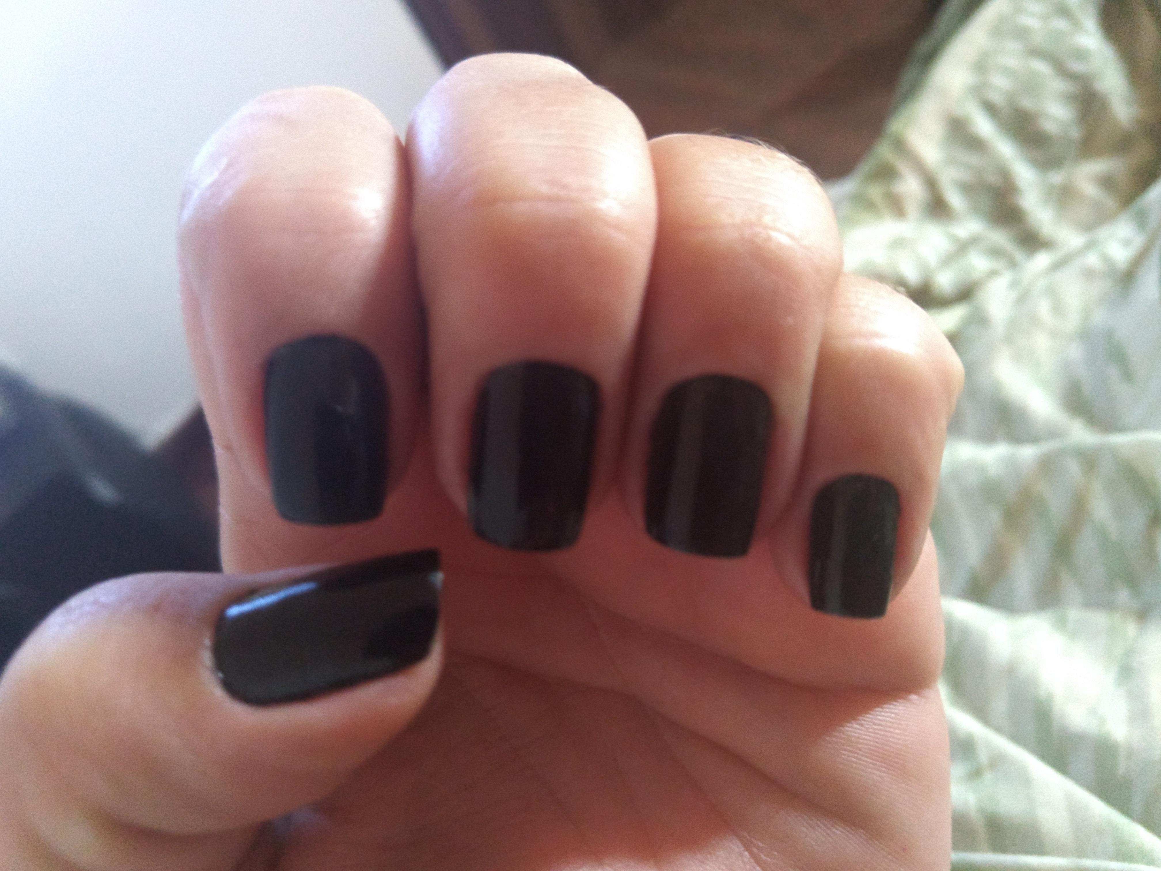 Amo meu trabalho. unha manicure e pedicure