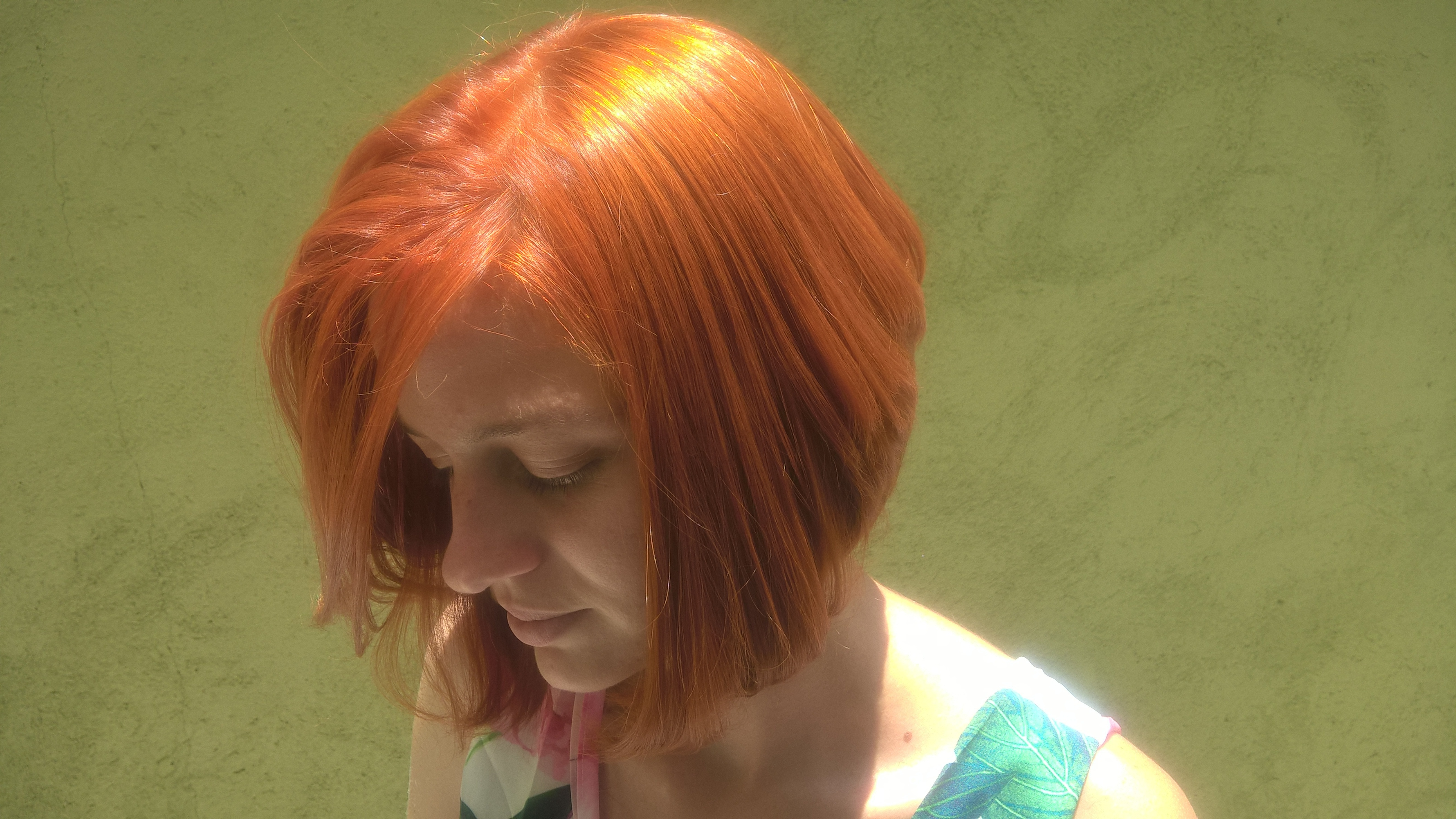 Ruiva e poderosa cabelo cabeleireiro(a)