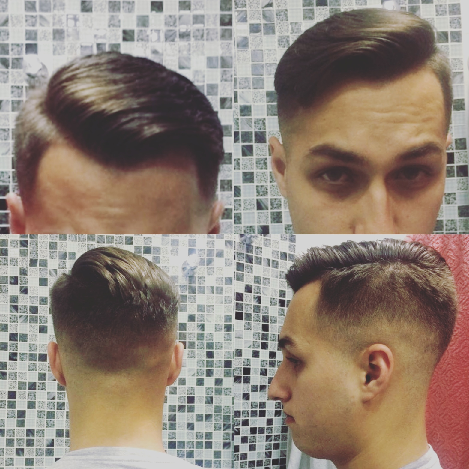 Cabelo cabelo barbeiro(a)