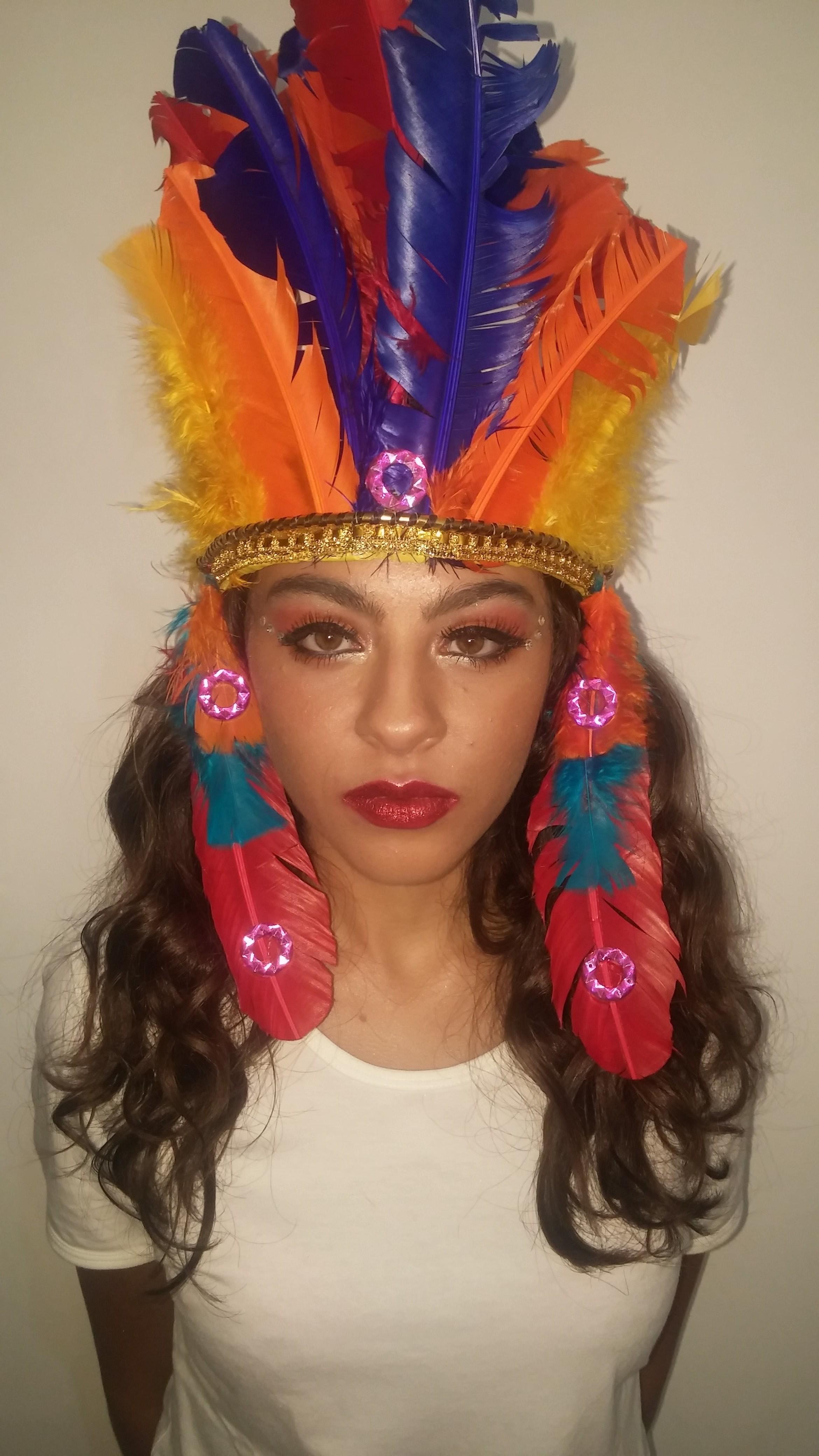 Makeup artistica carnaval maquiagem maquiador(a)