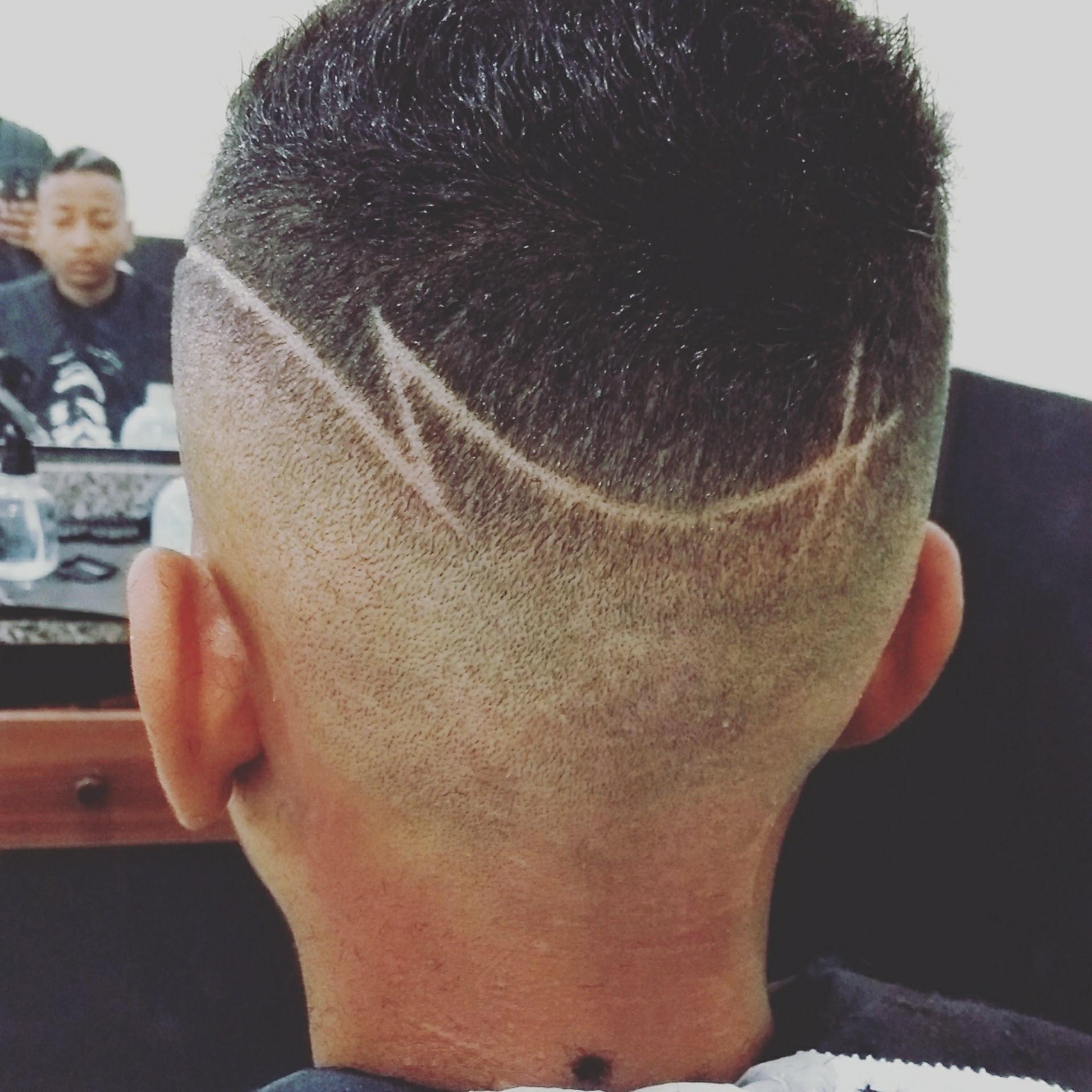 #barbershop #degrade #barberstyle #barberlove cabelo barbeiro(a)