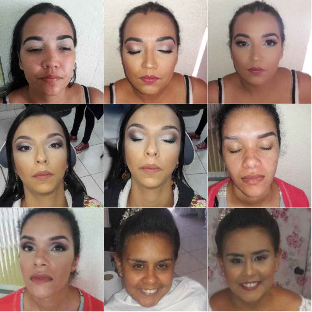 A maquiagem não transforma como dizem, ela apenas realça a beleza escondida de cada mulher. #maquiagemporamor #lovemakeup #noivas maquiagem maquiador(a)