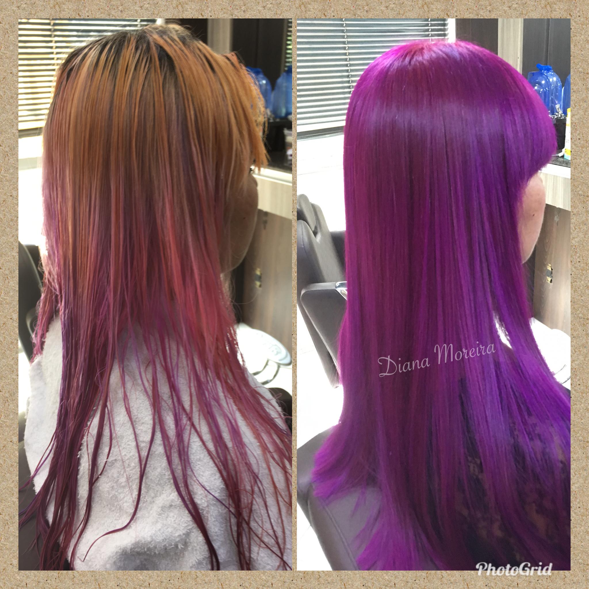Cabelo retoque de cor cabelo designer de sobrancelhas micropigmentador(a) cabeleireiro(a)