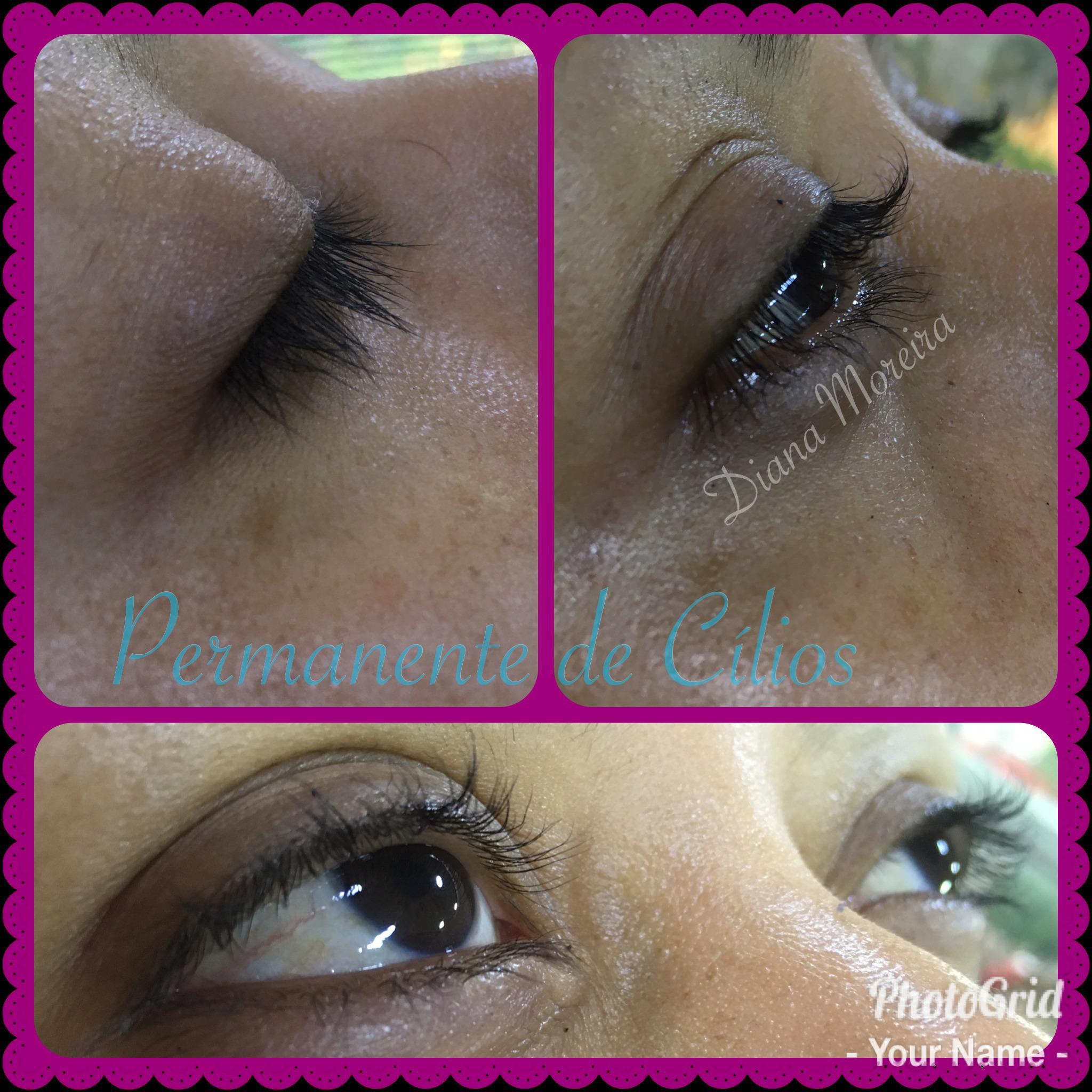 Permanente de Cílios  estética designer de sobrancelhas micropigmentador(a) cabeleireiro(a)