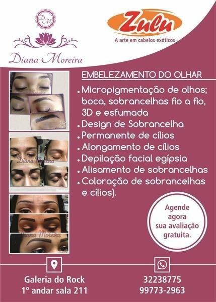 designer de sobrancelhas micropigmentador(a) cabeleireiro(a)