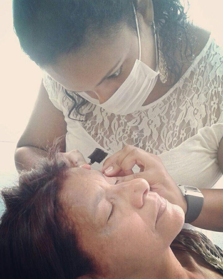 Designer de sobrancelhas estética depilador(a) designer de sobrancelhas esteticista esteticista
