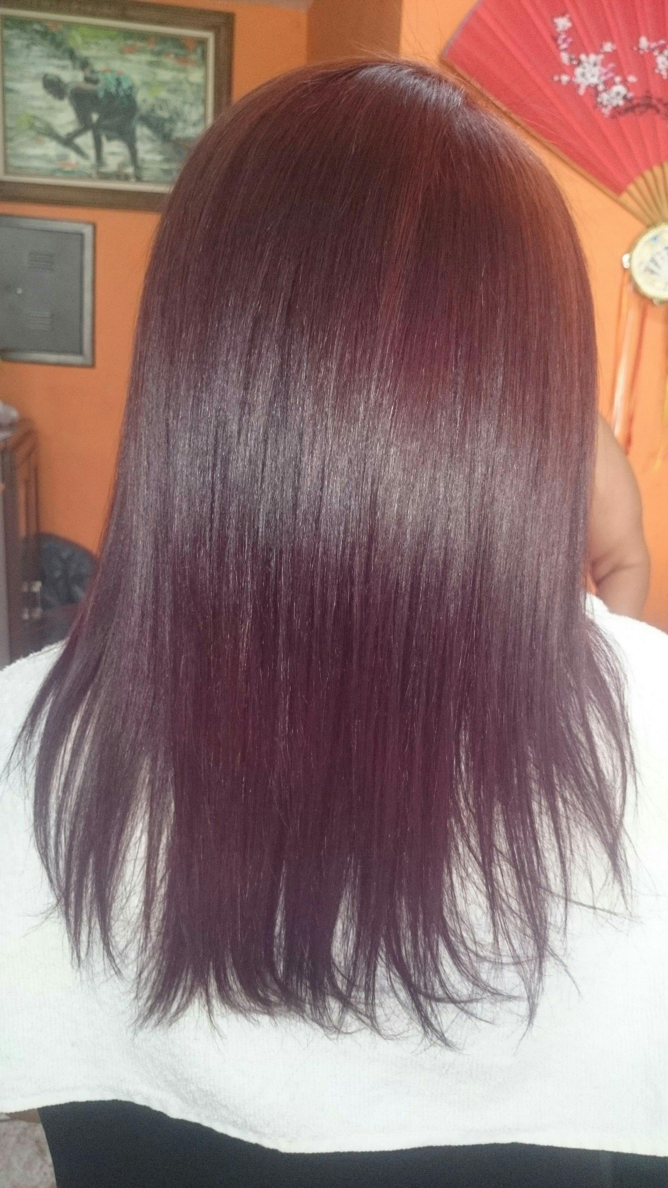 Coloração com hidratação. cabelo depilador(a) designer de sobrancelhas esteticista esteticista