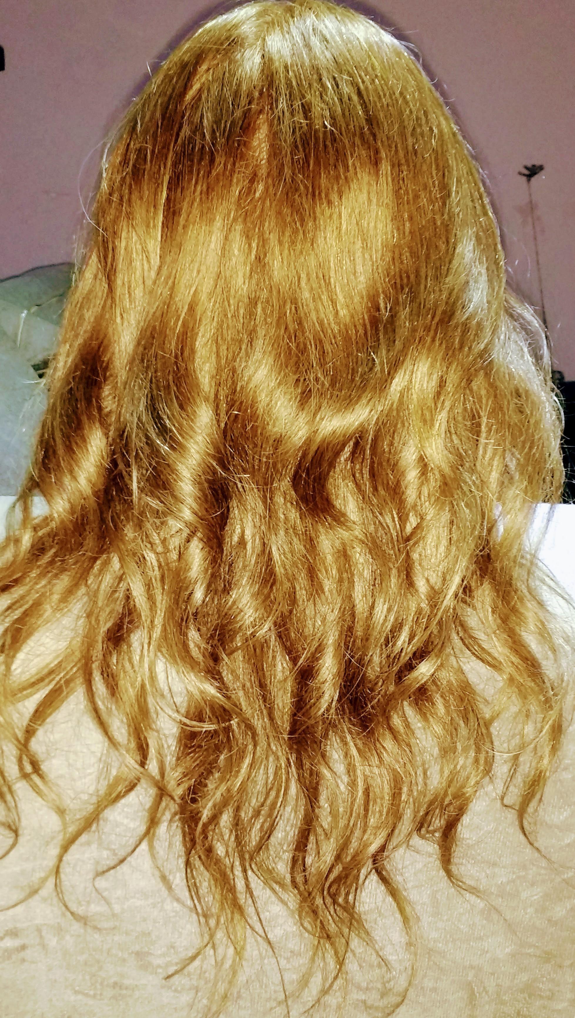 Escova modelada cabelo estudante (cabeleireiro)