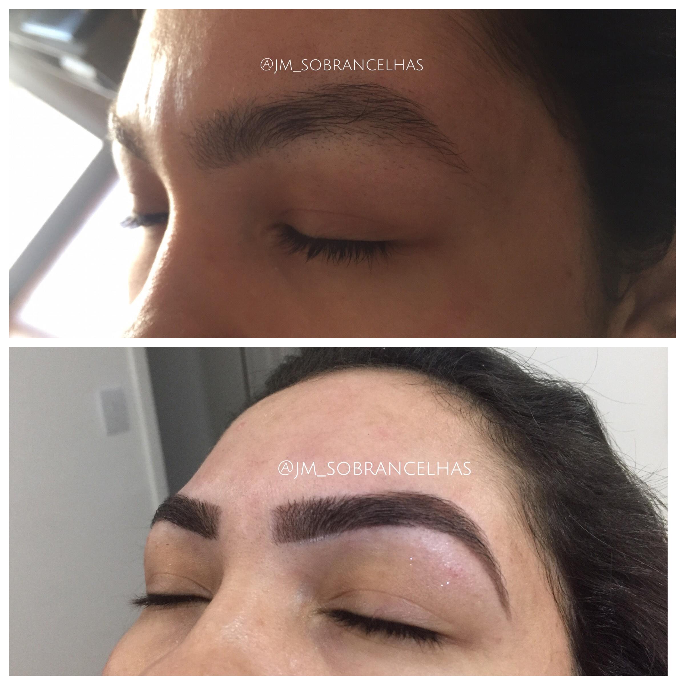 Design com Henna micropigmentador(a) designer de sobrancelhas