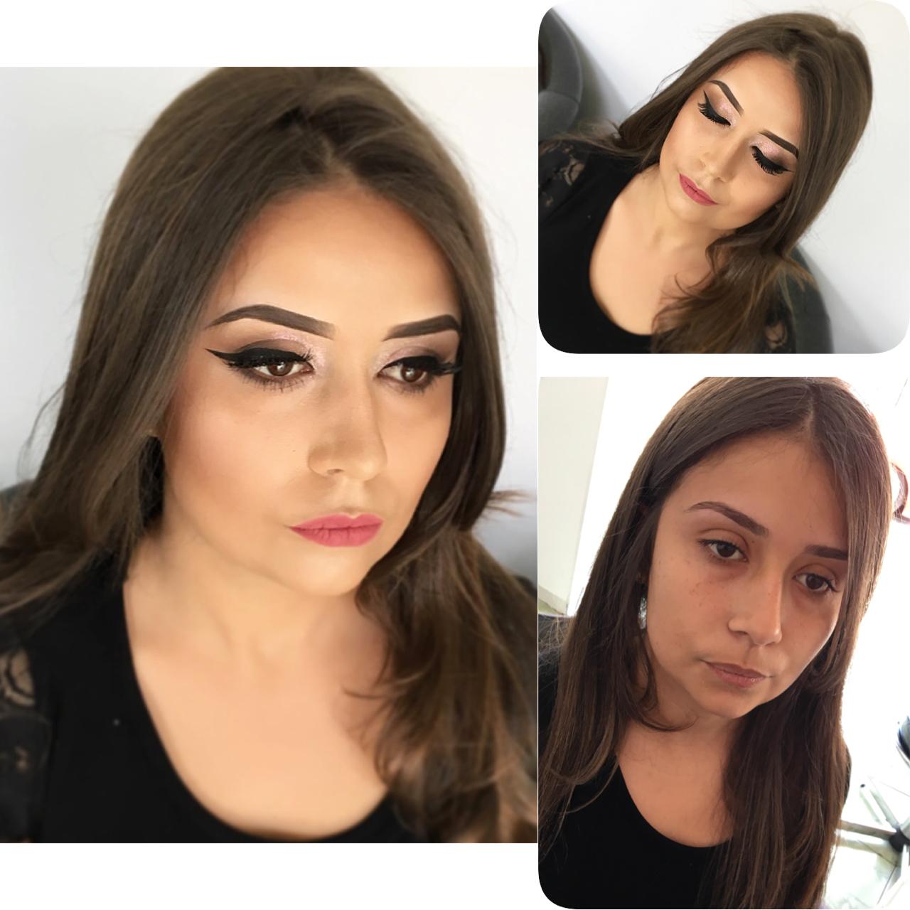 maquiagem maquiador(a) designer de sobrancelhas auxiliar cabeleireiro(a) estudante (esteticista)