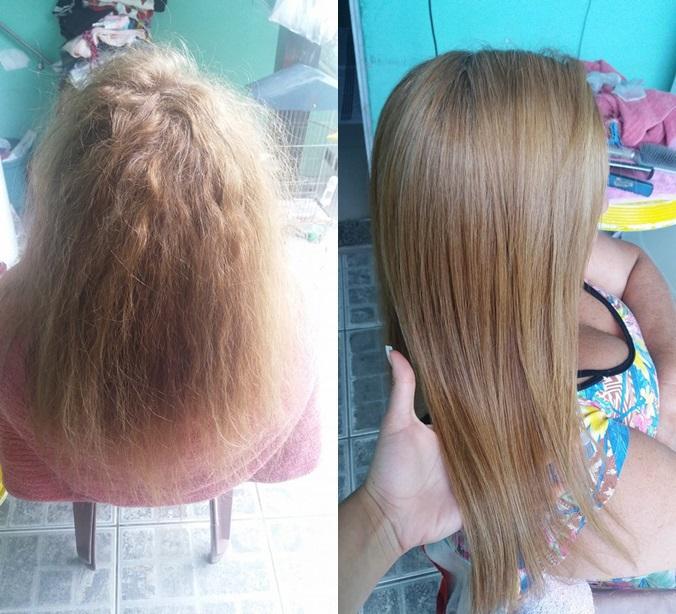 Progressiva de tratamento cabelo cabeleireiro(a) maquiador(a) estudante (manicure) designer de sobrancelhas