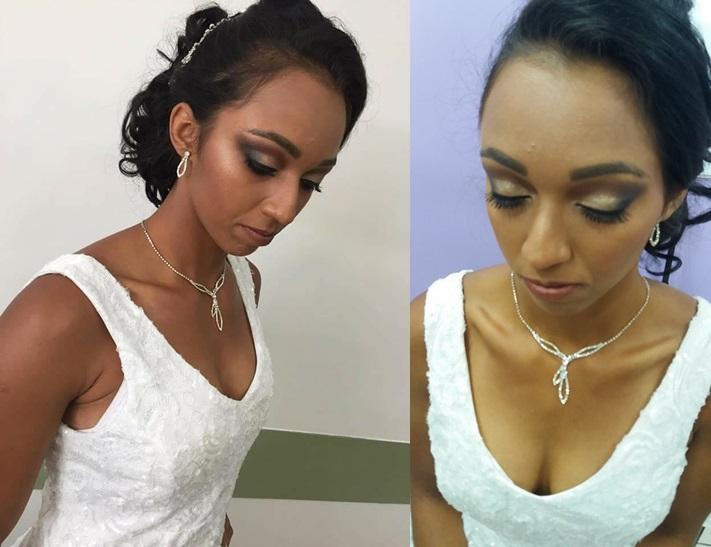 Make noiva maquiagem cabeleireiro(a) maquiador(a) estudante (manicure) designer de sobrancelhas